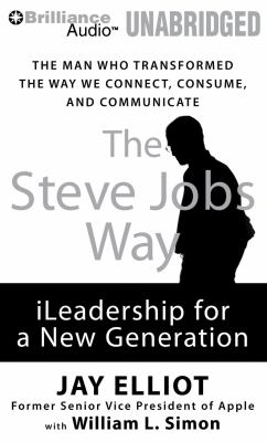 The Steve Jobs Way: iLeadership for a New Generation 9781455855216