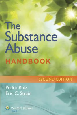 The Substance Abuse Handbook 9781451191967