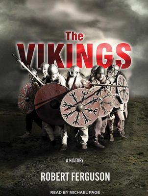 The Vikings: A History 9781452636238