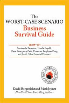 The Worst-Case Scenario Business Survival Guide (Large Print 16pt) 9781459607132