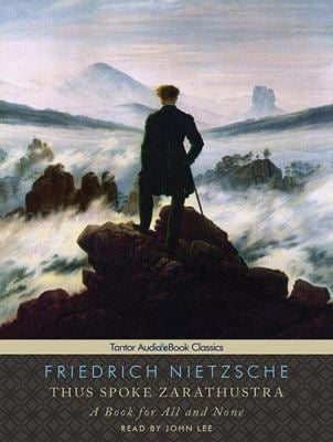 Thus Spoke Zarathustra: A Book for All and None 9781452632568