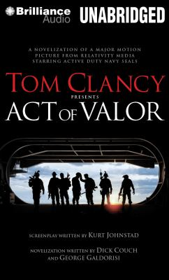 Tom Clancy Presents Act of Valor 9781455889655
