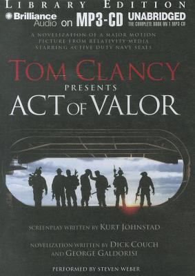 Tom Clancy Presents Act of Valor 9781455889679