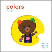 ISBN 9781452117263 product image for TouchThinkLearn: Colors | upcitemdb.com