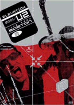 U2: Elevation 2001 Live in Boston