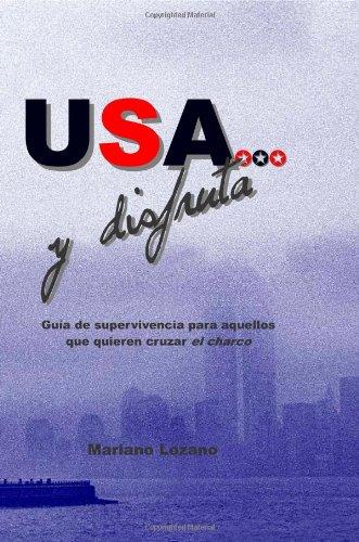 USA... y Disfruta 9781452816975