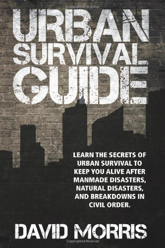 Urban Survival Guide 9781450582230