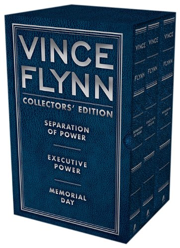 Vince Flynn: Separation of Power/Executive Power/Memorial Day 9781451629408