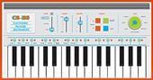 Vintage Keyboard Journal 20704049