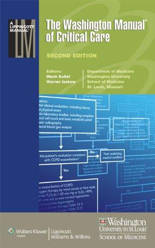The Washington Manual of Critical Care 9781451110227