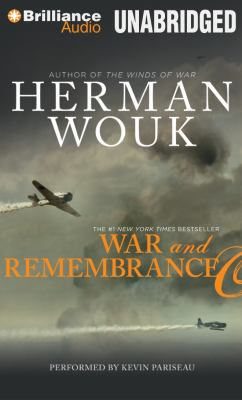 War and Remembrance 9781455884513