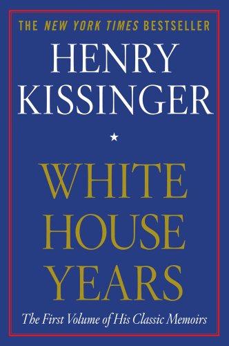White House Years 9781451636437