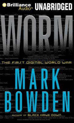 Worm: The First Digital World War 9781455825226