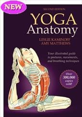 Yoga Anatomy 14074814