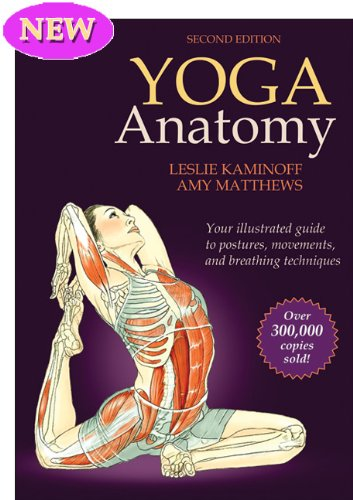 Yoga Anatomy 9781450400244