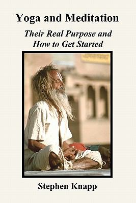 Yoga and Meditation 9781451553260