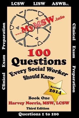 100 Questions Every Social Worker Should Know 9781463742553