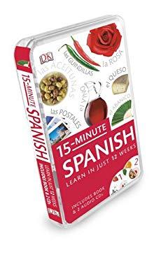 15-Minute Spanish 9781465402240