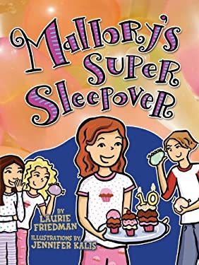 16 Mallory's Super Sleepover 9781467702096