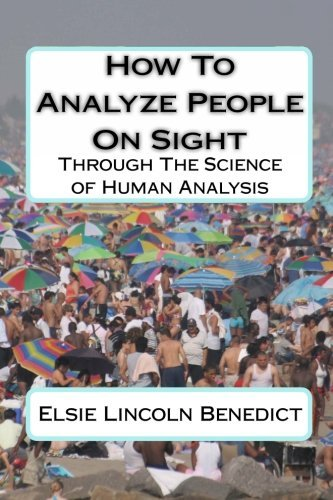 How to Analyze People on Sight 9781460929131