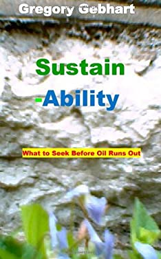 Sustain-Ability 9781461105749