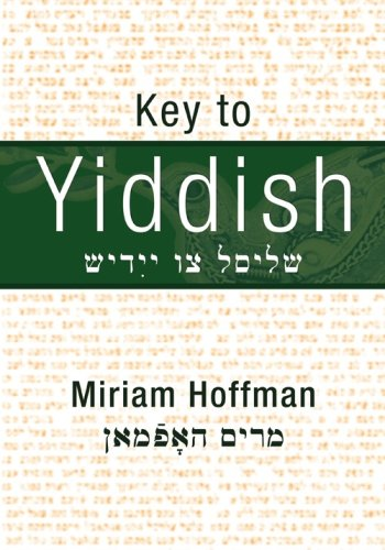 Key to Yiddish 9781461170020