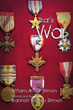 That's War 9781462880980