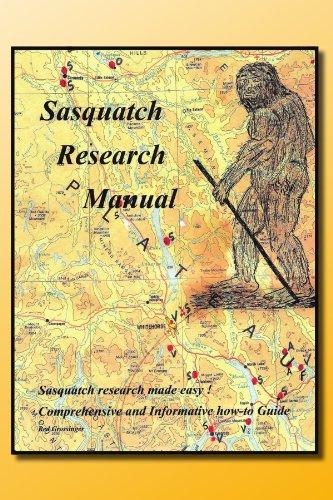 Sasquatch Research Manual 9781462897124
