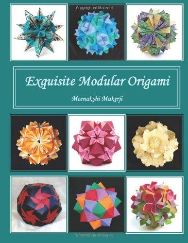 Exquisite Modular Origami 9781463707606