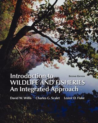 Introduction to Wildlife and Fisheries (Paperback) 9781464109133