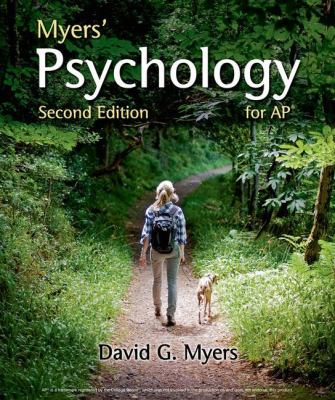 Myers' Psychology for AP - 2nd Edition