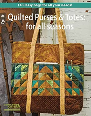 Quilted Purses & Totes (6445) (9781464733383) photo