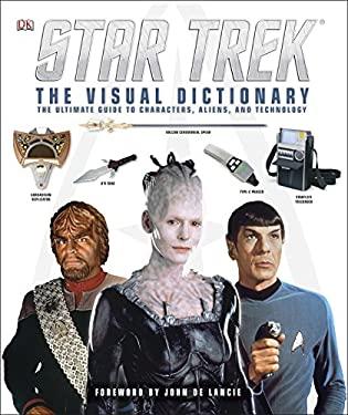 Star Trek: The Visual Dictionary 9781465403377