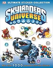 Ultimate Sticker Collection: Skylanders Universe 21088076