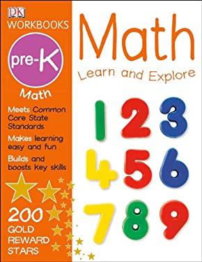 DK Workbooks: Math, Pre-K