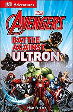 DK Adventures: Marvel The Avengers: Battle Against Ultron