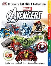 Ultimate Factivity Collection: Marvel The Avengers 23495630