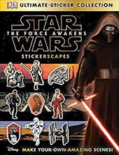 Ultimate Sticker Collection: Star Wars: The Force Awakens Stickerscapes 23064451
