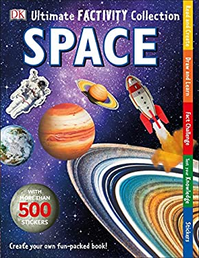Ultimate Factivity Collection: Space: Create Your Own Fun-Packed Book!