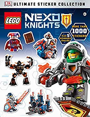 Ultimate Sticker Collection: LEGO NEXO KNIGHTS (DK Ultimate Sticker Collections)