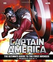Marvel's Captain America: The Ultimate Guide to the First Avenger 23324084