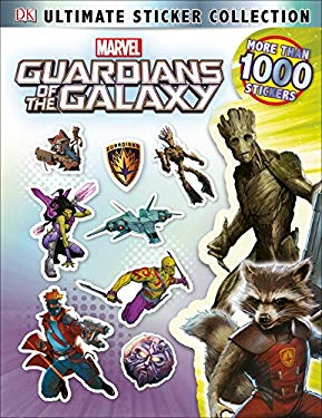 Ultimate Sticker Collection: Marvel's Guardians of the Galaxy (Ultimate Sticker Collections)