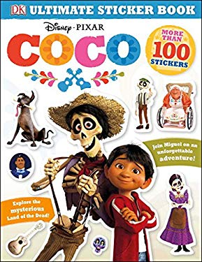 Ultimate Sticker Book: Disney Pixar Coco (Ultimate Sticker Books)