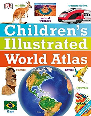 Children's Illustrated World Atlas