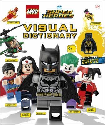 LEGO DC Super Heroes Visual Dictionary