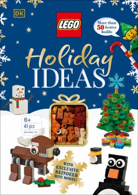 LEGO Holiday Ideas: With Exclusive Reindeer Mini Model