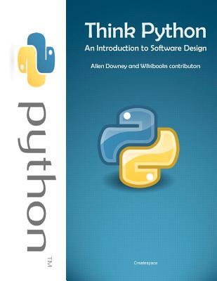 Think Python 9781466367296