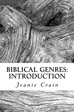 Biblical Genres: Introduction 9781466427730