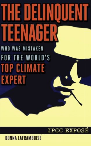 The Delinquent Teenager Who Was Mistaken for the World's Top Climate Expert 9781466453487