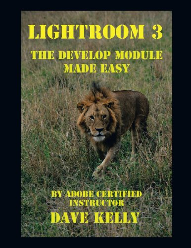 Lightroom 3: The Develop Module Made Easy 9781467033664